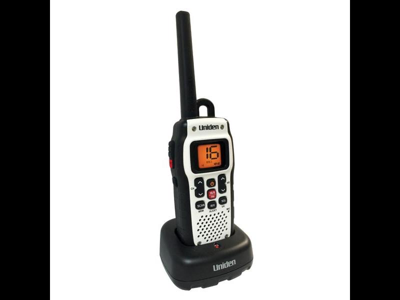 VHF, Uniden Atlantis 150 Handheld JIS8 Waterproof
