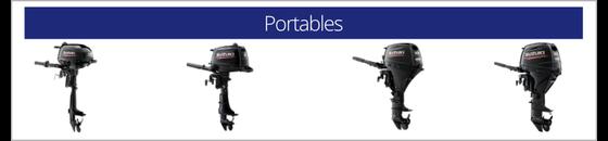 Portables (2.5hp - 30hp)