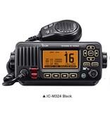 iCom M324 VHF Radio, Black