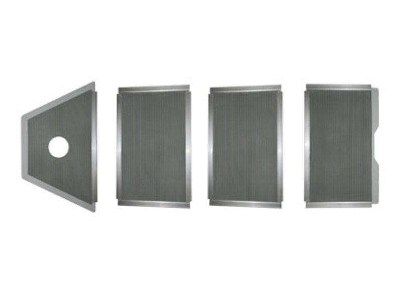 Duras DX104 Floorboard Set w/Stringers