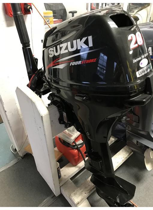 Used Outboard 20HP Suzuki