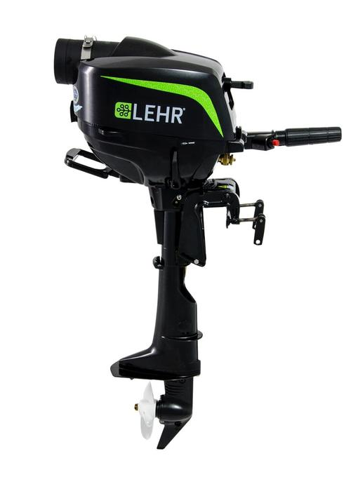 Lehr 2.5 HP Outboard Motor