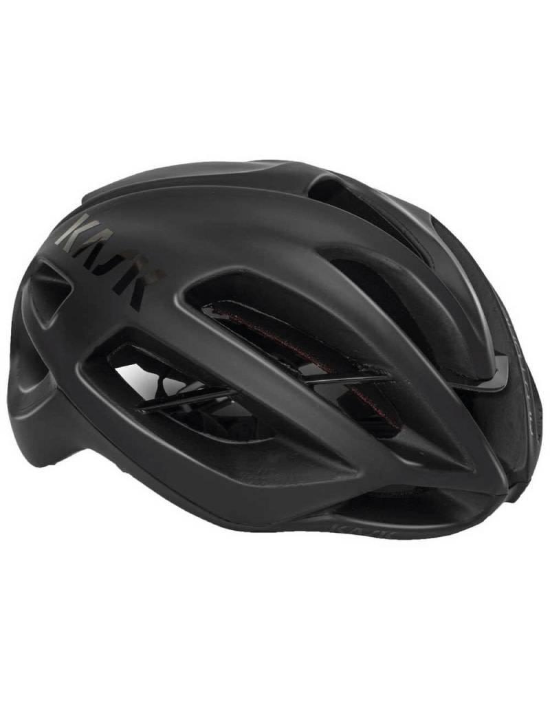 Kask Helmet Kask Protone Black Matte