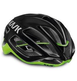Kask Helmet Kask Protone Black / Lime