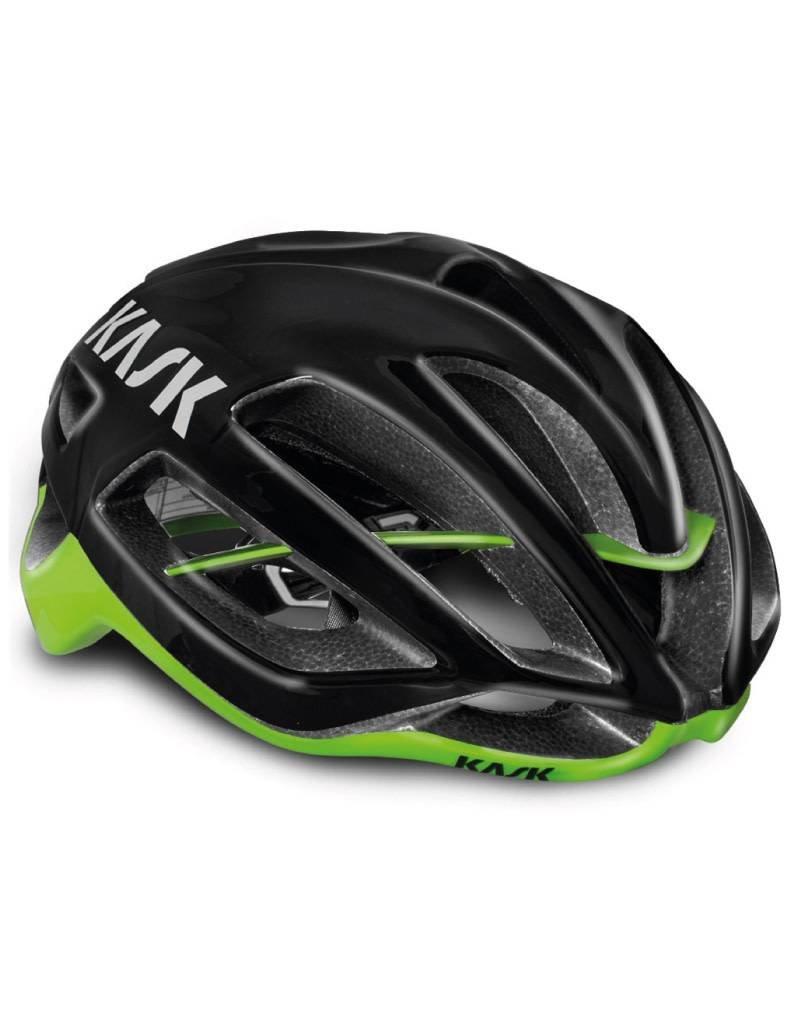 Kask Kask Helmet Protone Black / Lime