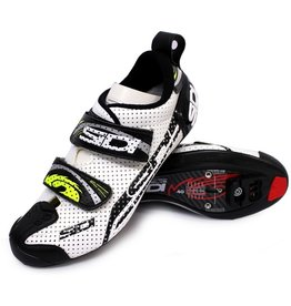 Sidi Shoes Sidi T-4 Air Carbon Composite White / Black