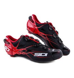 Sidi Sidi Shoes Shot Matte Black/Red