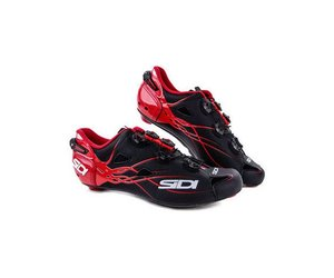 Sidi Sidi Shoes Shot Matte Black/Red