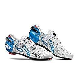 Sidi Sidi Shoes Wire Air Vent Carbon Women White / Light Blue