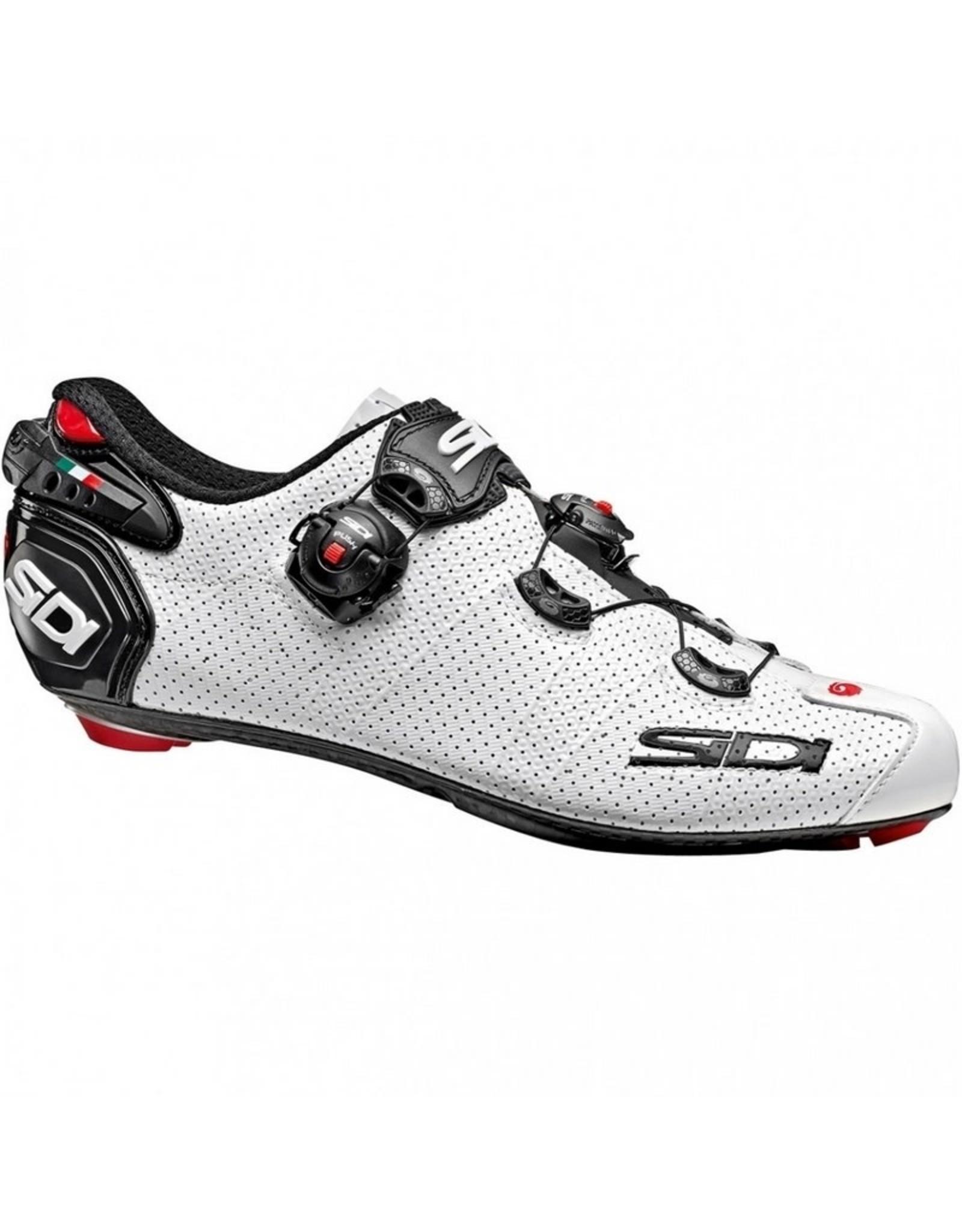 Sidi Sidi Shoes Wire 2 Carbon Air White/Black