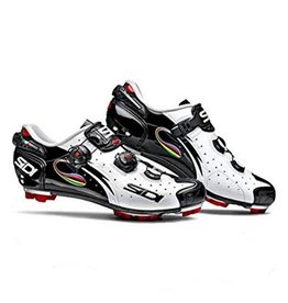 Sidi Sidi Shoes Drako SRS Black/White/Iride
