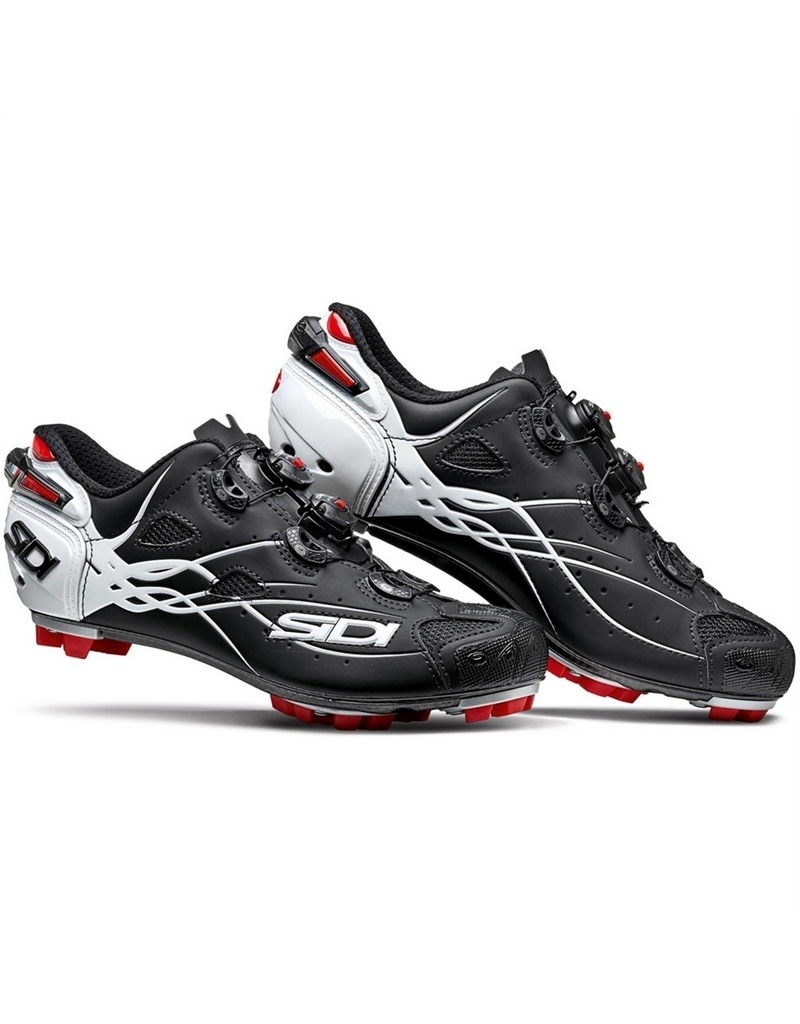 Sidi Sidi Shoes Tiger MTB White / Matte Black