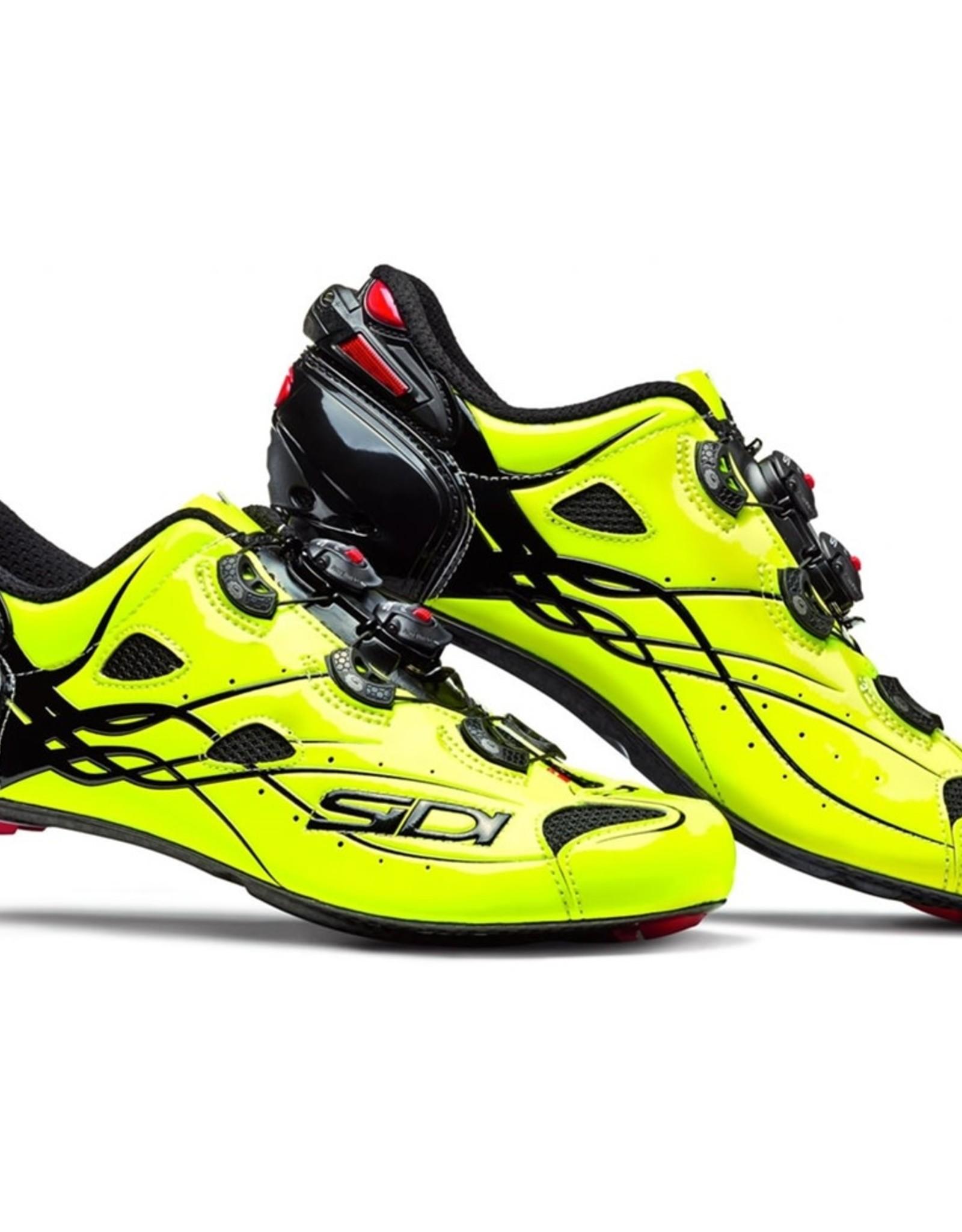 Sidi Sidi Shoes Shot Glow Yellow / Black