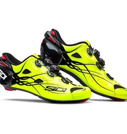 Sidi Sidi Shoes Shot Glow Yellow / Black