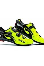 Sidi Sidi Shoes Wire Vent Carbon Yellow Fluo / Black