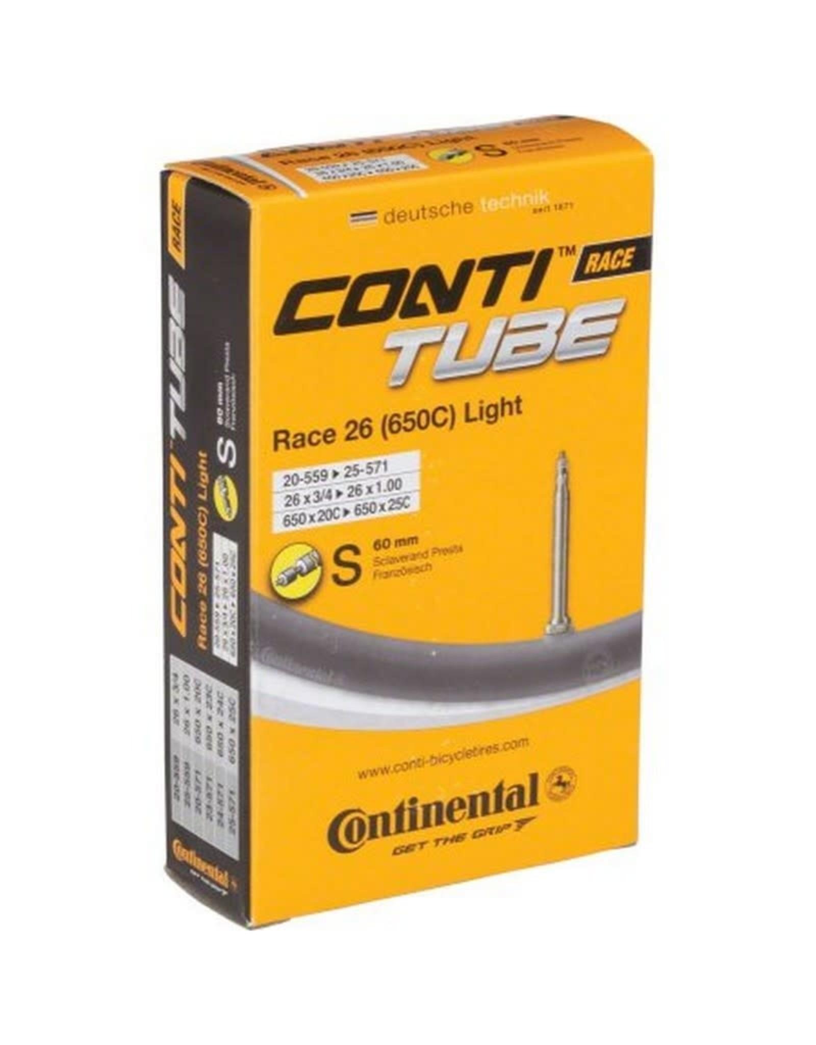 Continental Tube Continental 650 X 18-25 - PV 60mm Light - 70G