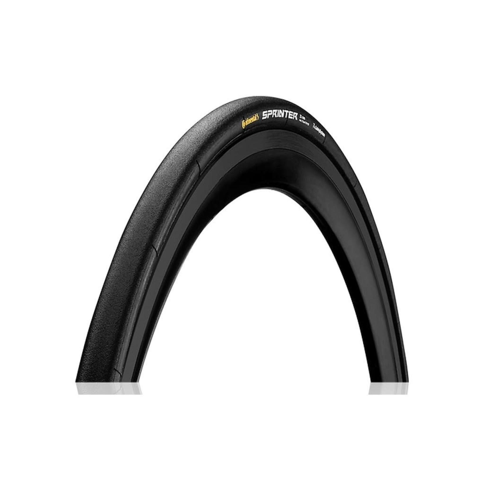 Continental Tire Continental Tubular Sprinter 700x22c Black