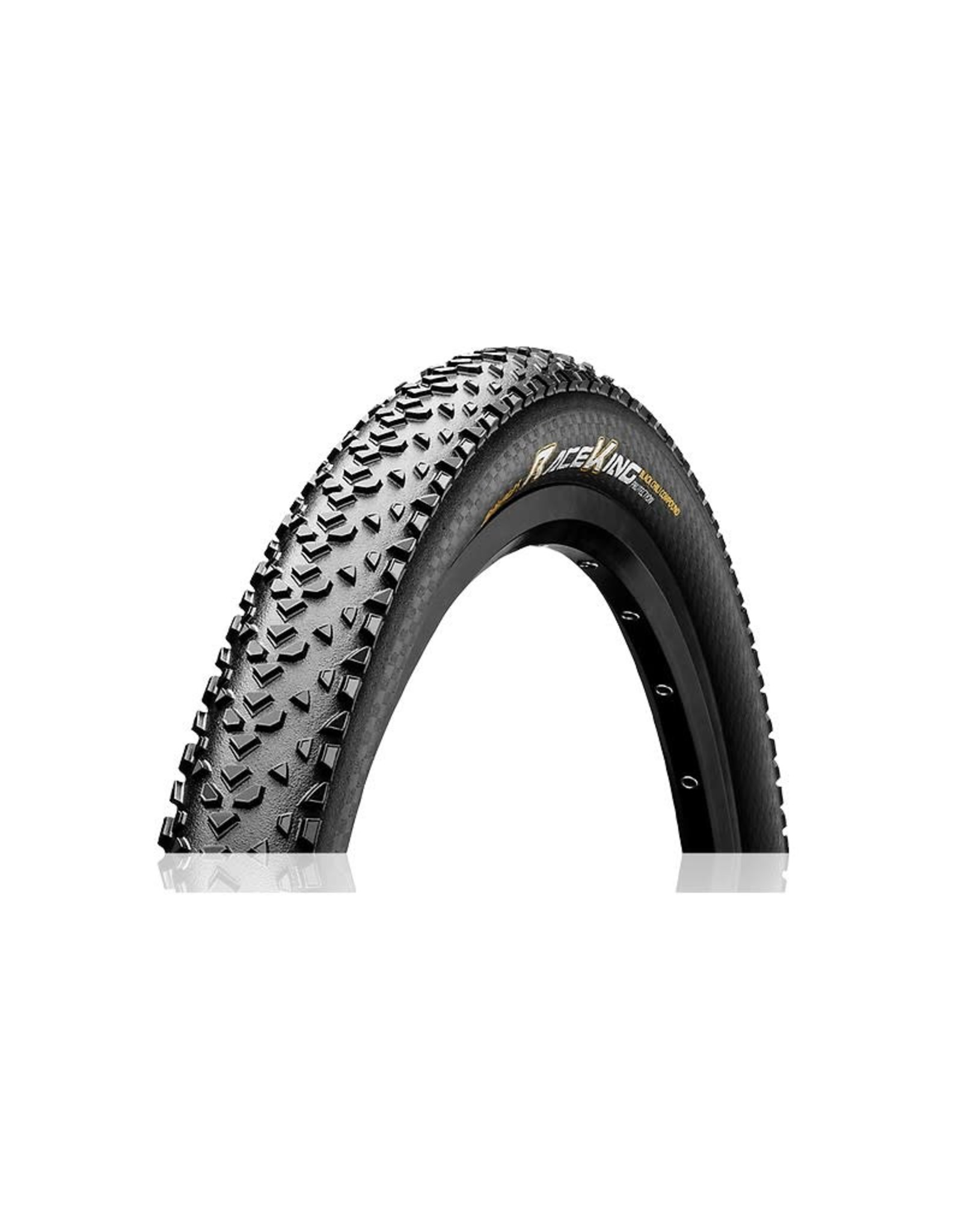 Continental Tire Continental Race King 27.5 x 2.2 Fold ProTection Black Chili