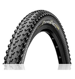 Continental Tire Continental Cross King 27.5 x 2.3 Fold ProTection Black Chili