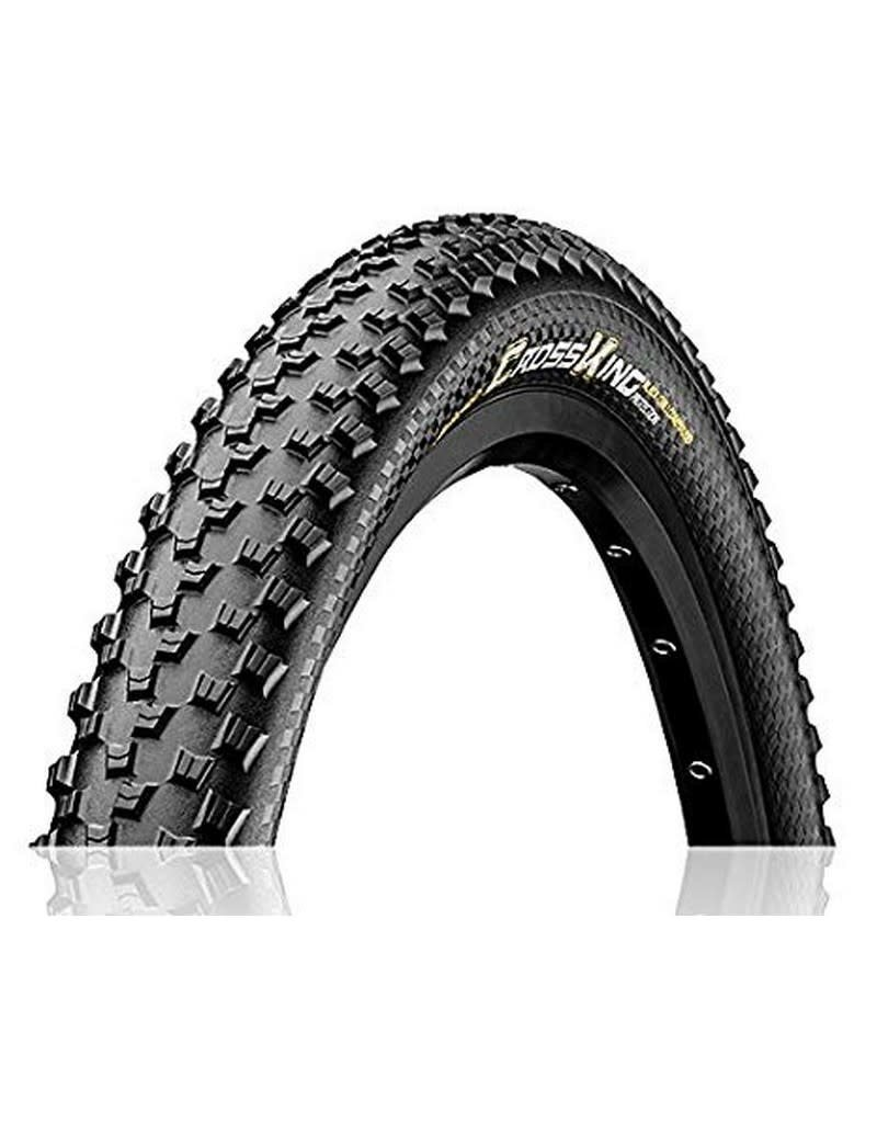 Continental Tire Continental Cross King 29 x 2.3 Fold ProTection Black Chili
