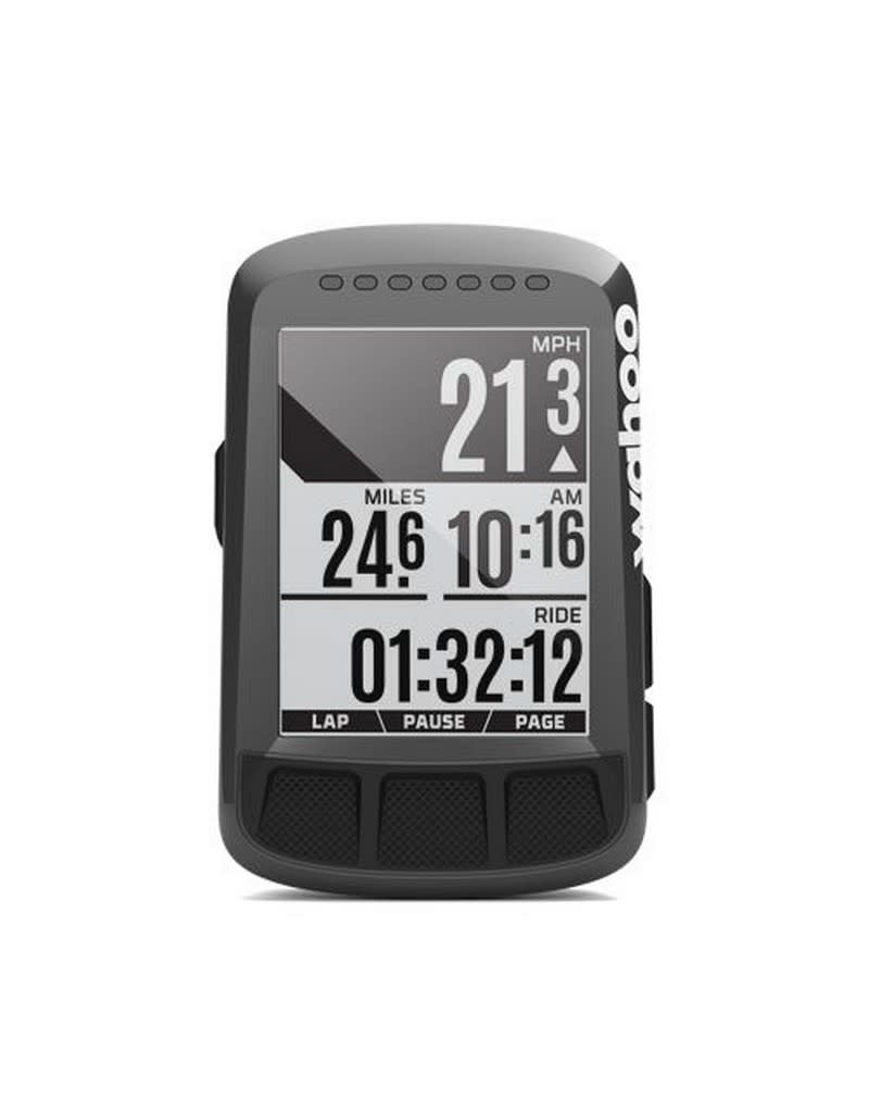 Wahoo Fitness Computer Wahoo Element Bolt GPS
