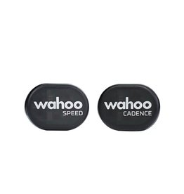 Wahoo Fitness Sensors Wahoo RPM Pack Combo Capteur Vitesse & Cadence (BT/ANT+)