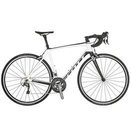 SCOTT BICYCLES Bike Scott Addict 30 (TW) White / Black