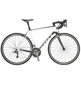 Scott Bike Scott Addict 30 (TW) White / Black