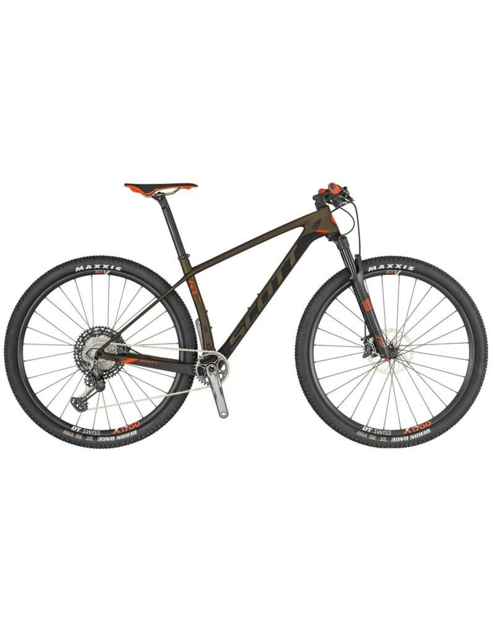 SCOTT BICYCLES Bike Scott Scale RC 900 Pro 2019