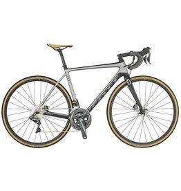 SCOTT BICYCLES Bike Scott Addict RC 15 disc (TW) Grey/Black 2019