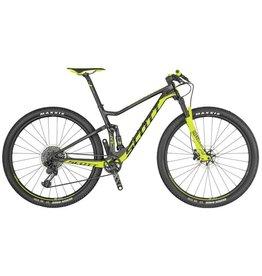 Scott Bike Scott Spark RC 900 World Cup (TW) Black/Green