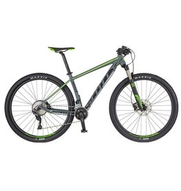 Scott Bike Scott Scale 960 Grey/Black 2018