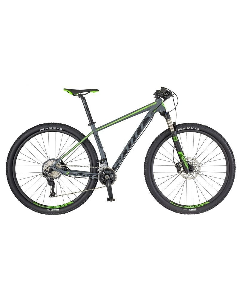 Scott Bike Scott Scale 960 Grey/Black/Green