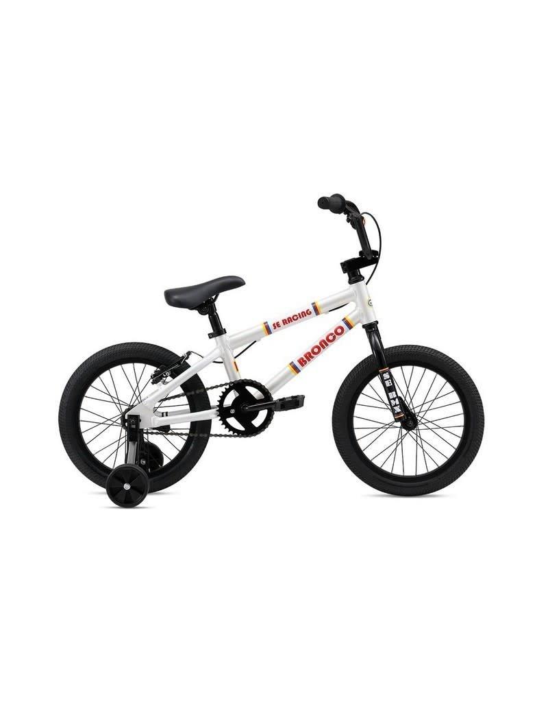 SE BIKES Bike SE Bronco White 16