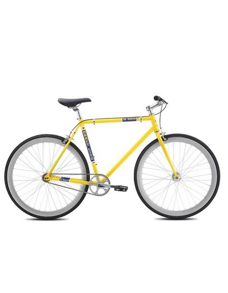 SE BIKES SE Draft Lite Yellow 49CM