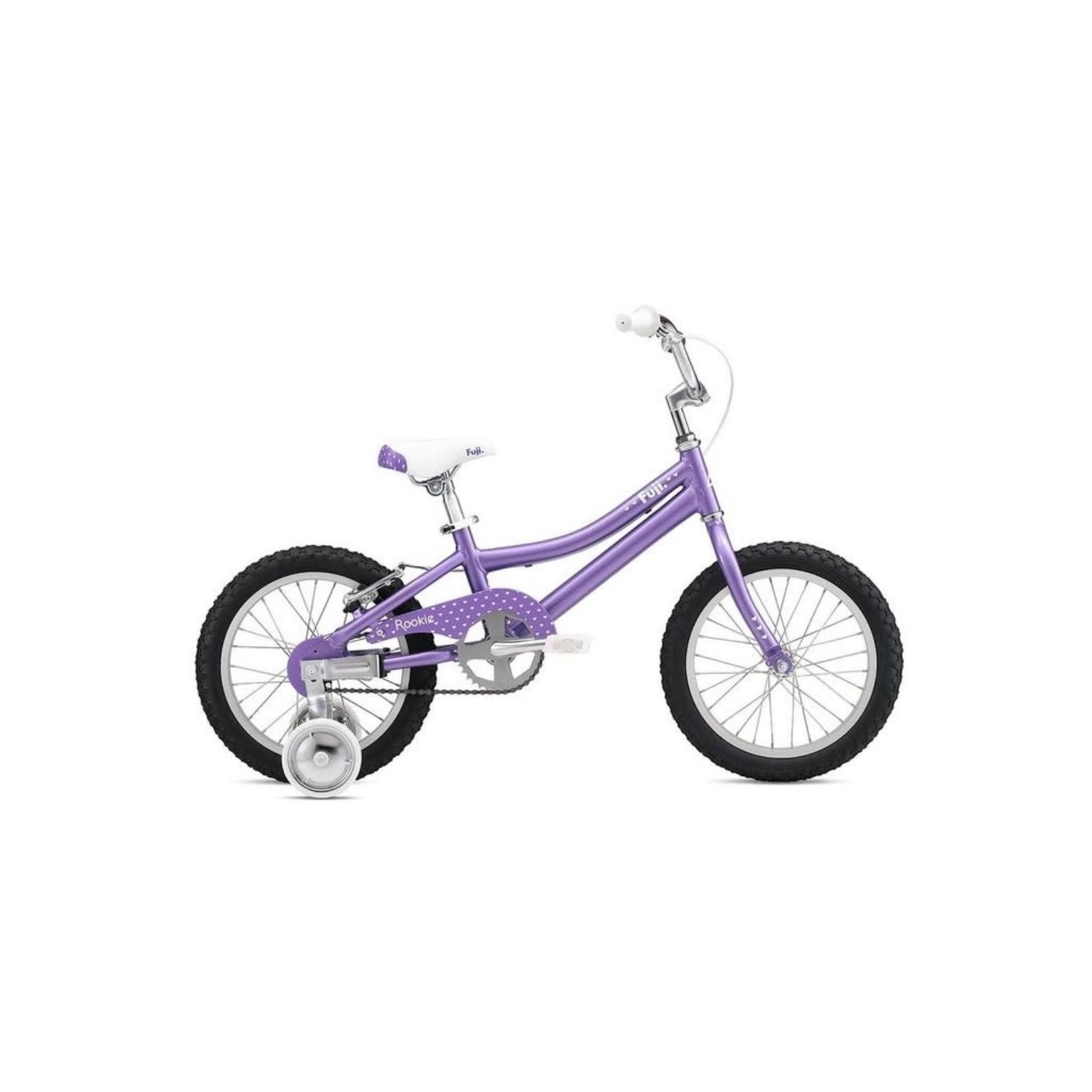 Fuji Bike Fuji Rookie Girl Violet 16
