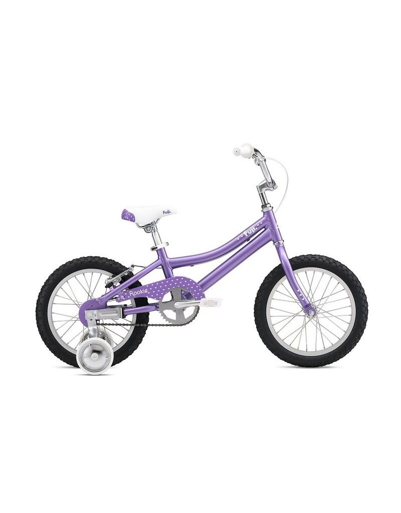 Fuji Bike Fuji Rookie Girl Violet 16