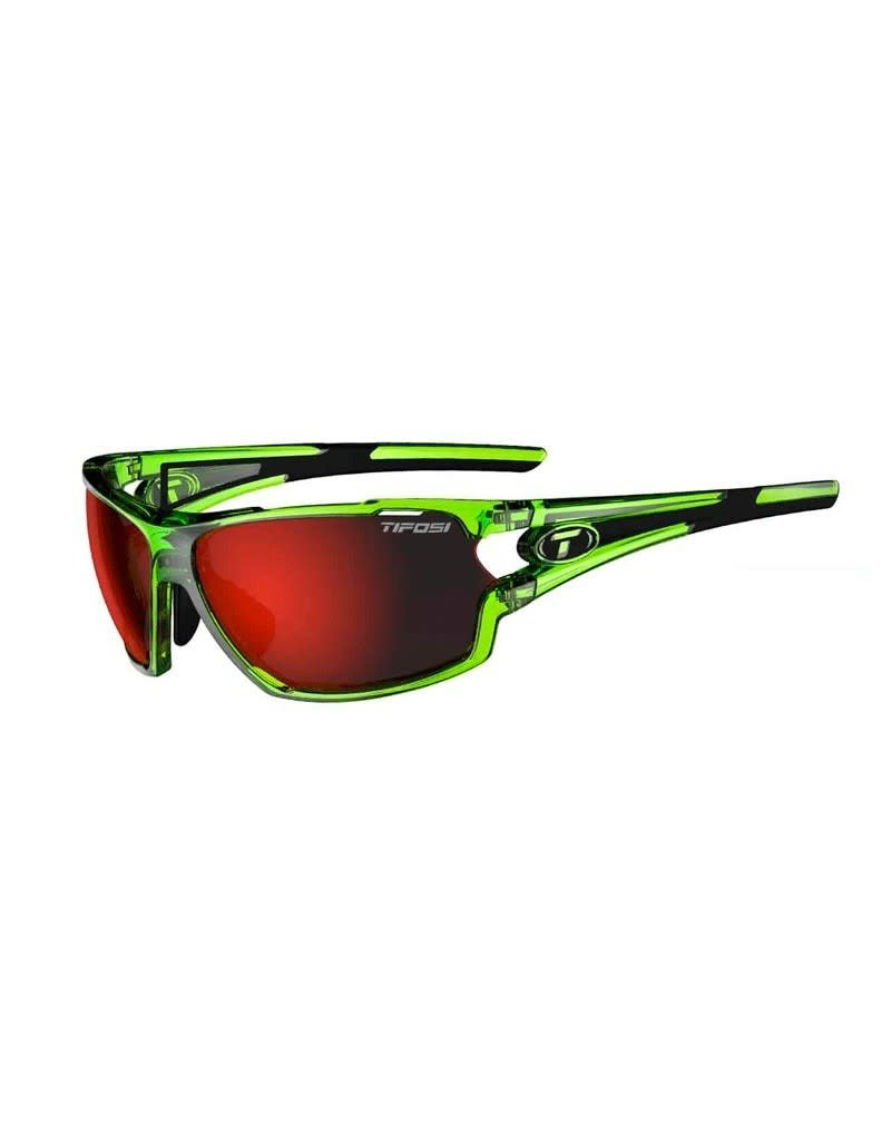TIFOSI OPTICS Sunglasses Tifosi Amok Crystal Neon Green