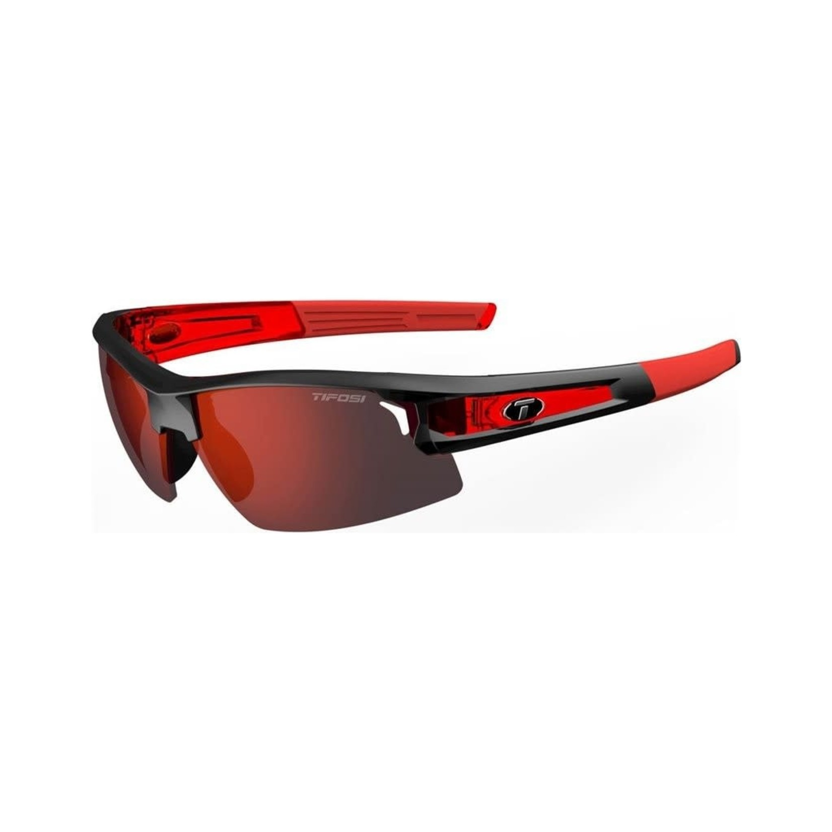 TIFOSI OPTICS Sunglasses Tifosi Synapse Race Red Interchangeable Clarion Red/AC Red/Clear