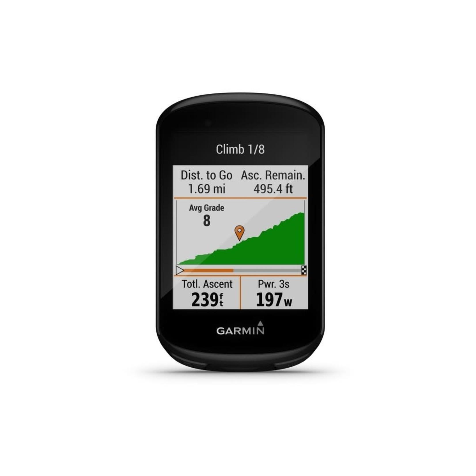 Garmin Computer Garmin Edge 830 Unit Only  GPS  Black