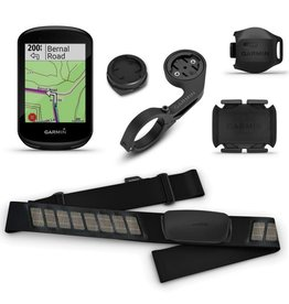 Garmin Computer Garmin Edge 830 Bundle GPS HR Chest Cadence Black