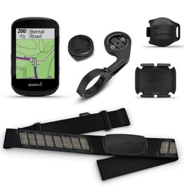 Garmin Garmin Edge 530 Bundle Computer GPS HR Cadence Black