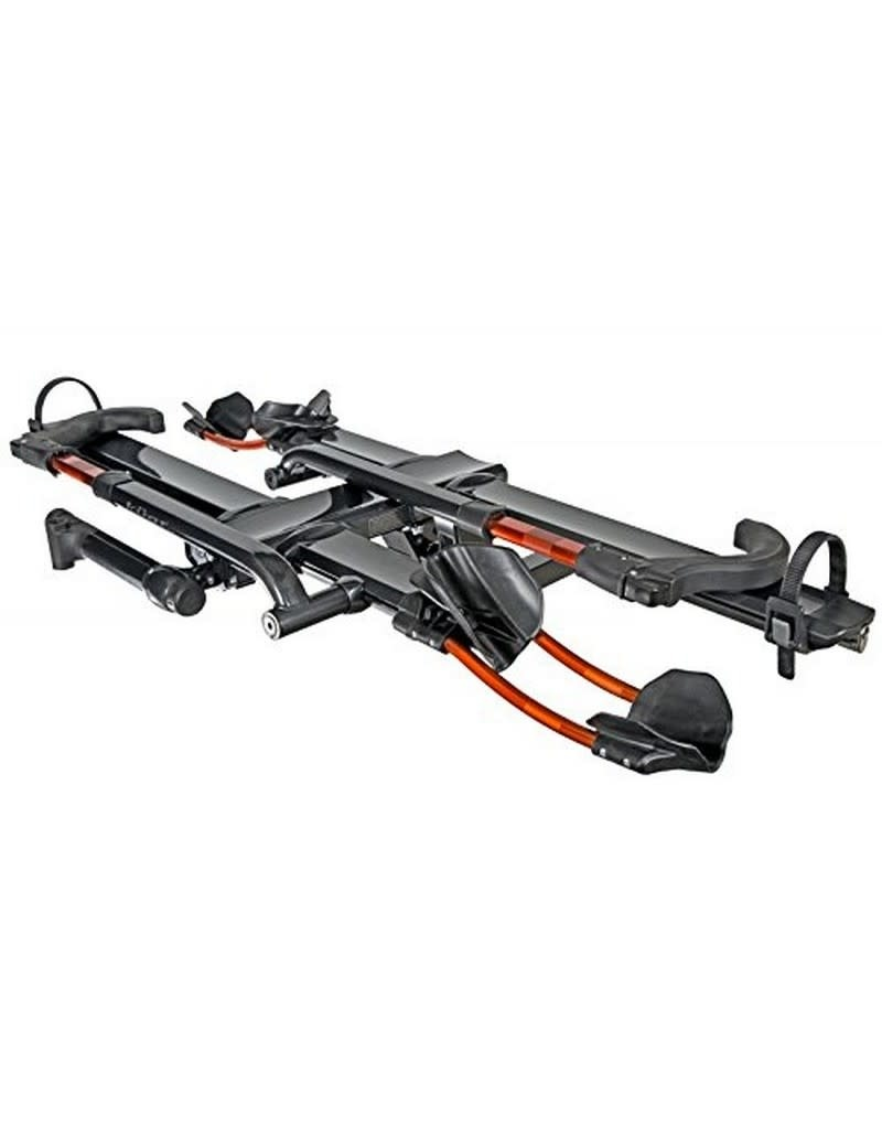 "Kuat Rack Kuat NV 2.0 2"" 2-Bike Gray Metallic and Orange Anodize"