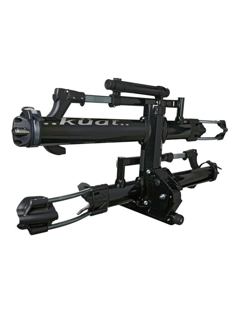 "Kuat Rack Kuat NV 2.0 2"" 2-Bike Black Metallic"