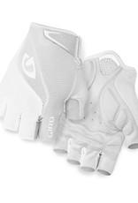 Giro Gloves Giro Bravo Gel White/Silver