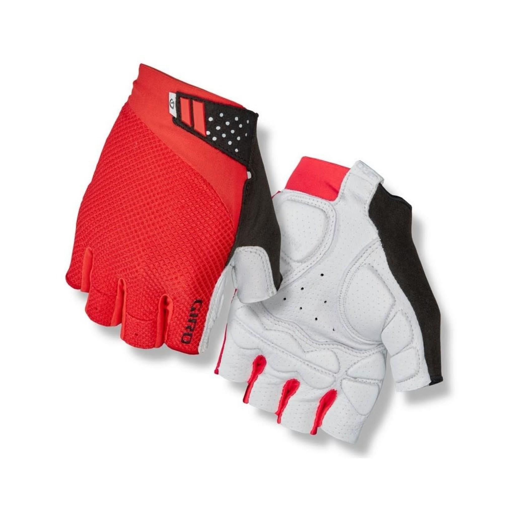 GIRO Gloves Giro Monaco II Gel Right Red