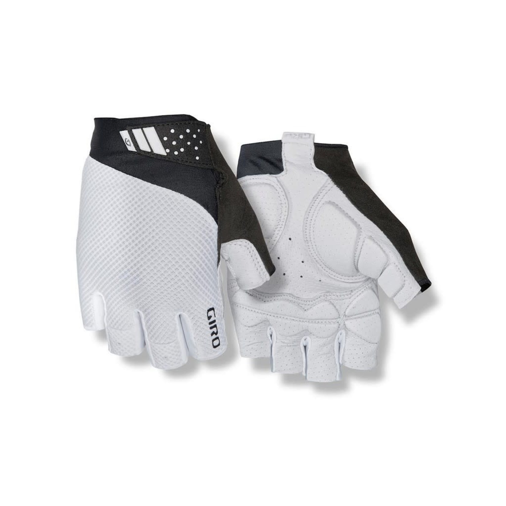 GIRO Gloves Giro Monaco White/Black