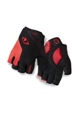 Giro Gloves Giro Stradedure Supergel Black/Bright Red