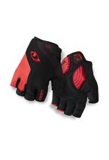 Giro Gloves Giro Stradedure Supergel Black/Bright Red