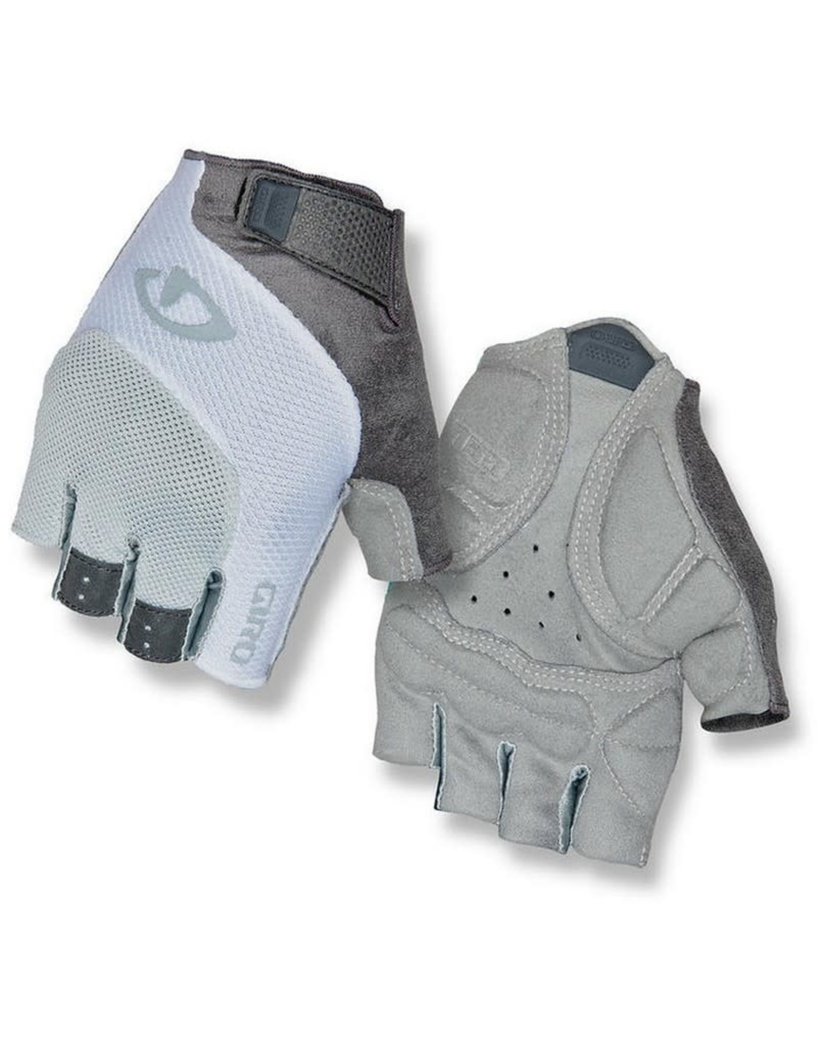 Giro Gloves Giro Tessa Gray/White Women